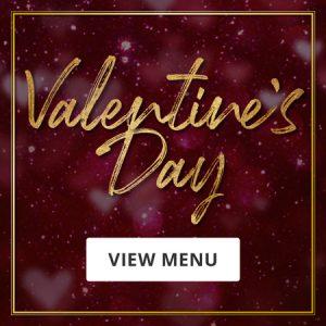 Valentine's Day - View Menu