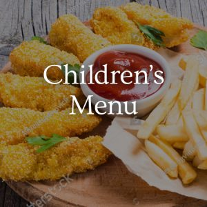 Children's Menu - View Now